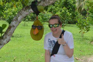 Jackfruit + Jack's girlfriend
