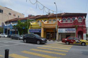 Jalan Sultan Iskandar Street