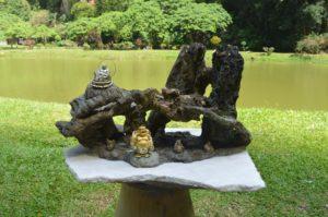Diorama v Kek Lok Tong