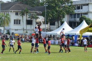 Asia Rugby Championship - Ipoh 2017