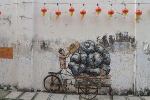 Ipoh - Street Art
