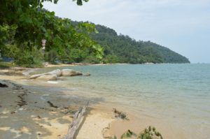 Pasir Bogar Beach