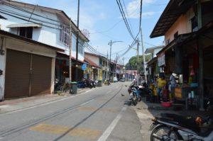 Sungai Pinang Kecil Village