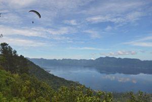 Pohled z Puncak Lawang
