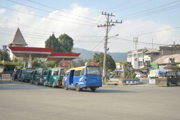 Veřejná doprava v Indonésii pouze pro otrlé