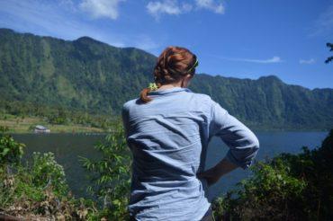 Lake Maninjau vás prostě uchvátí