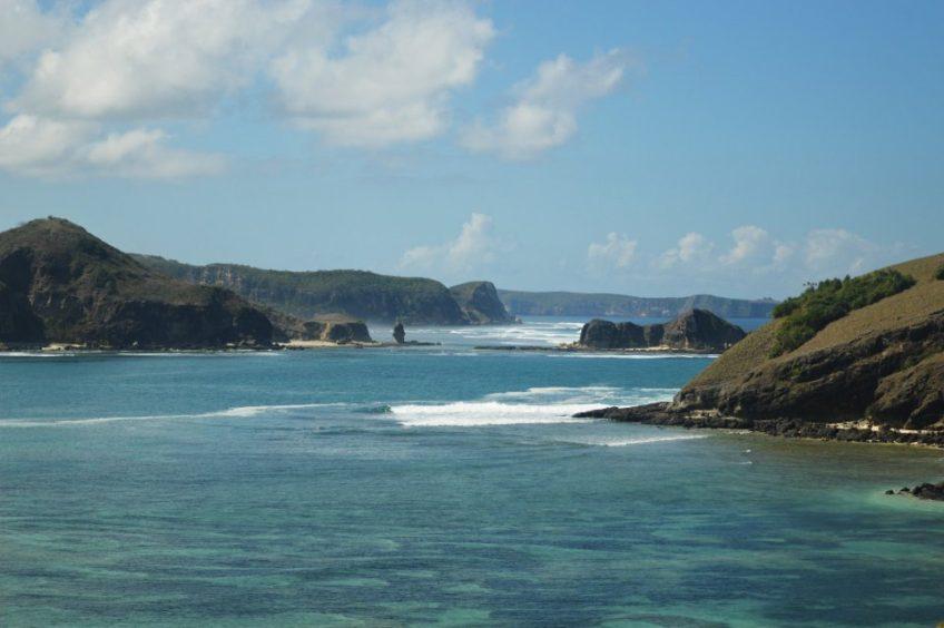 Kuta, pláže a rušný jih Lomboku