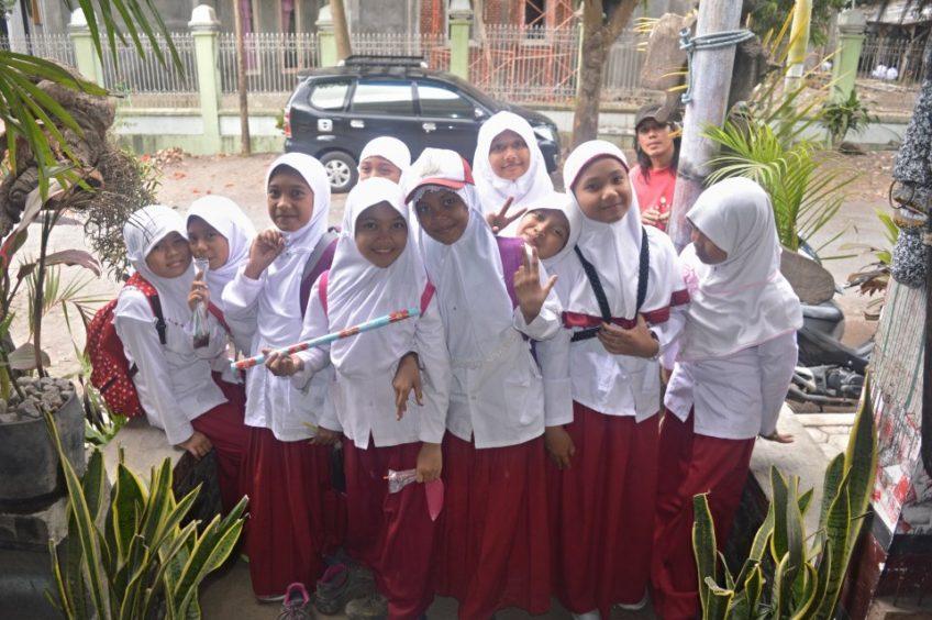 Indonésie jako taková