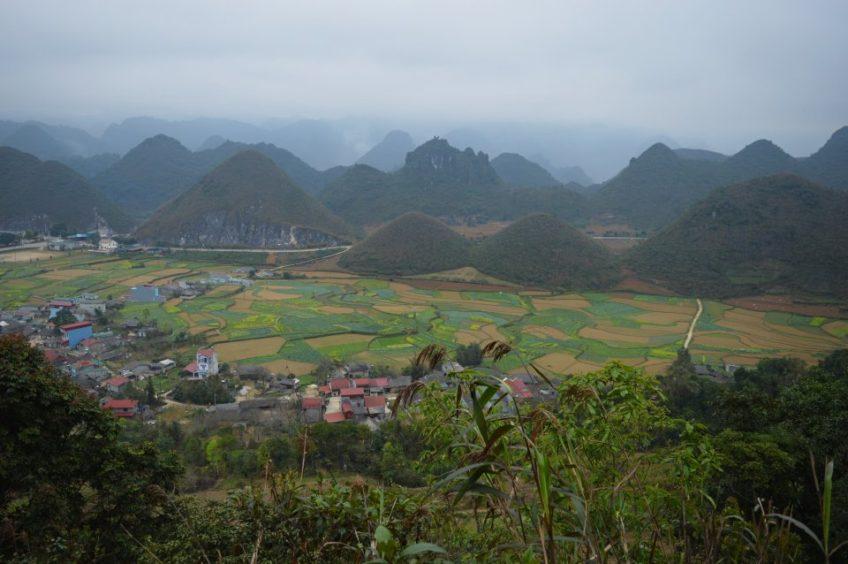 Dechberoucí okružní jízda po provincii Ha Giang